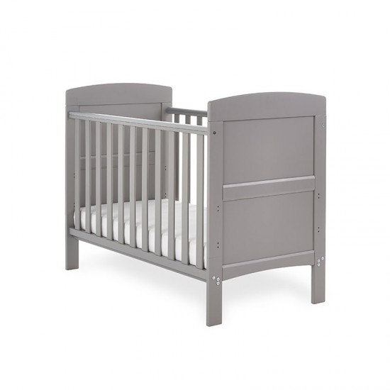GRACE MINI COT BED - TAUPE...
