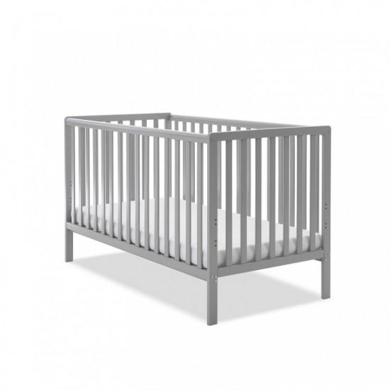 BANTAM COT BED - WARM GREY