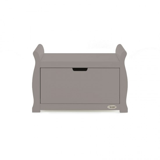 STAMFORD TOY BOX - TAUPE GREY