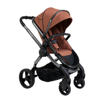 Baby Jogger Raincover - City Mini® Double/ Mini® GT Double inc. Carrycot