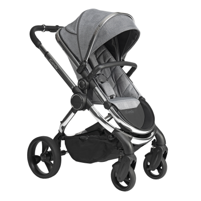 Attach An Infant Car Seat Pram Or Glider Board To Create 5 Different Riding Options For Your Growing Sidekick