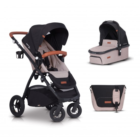 Stroller OP7IMO AIR Anthracite