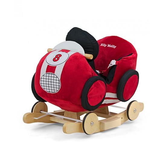 Baby Rocking Speedy Car