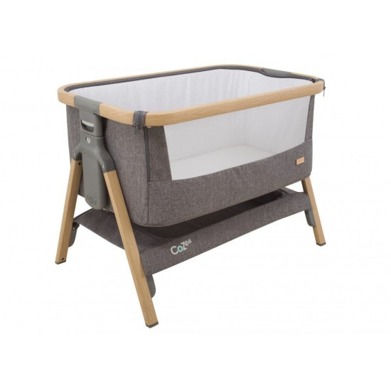 Crib Bedside – Oak and...
