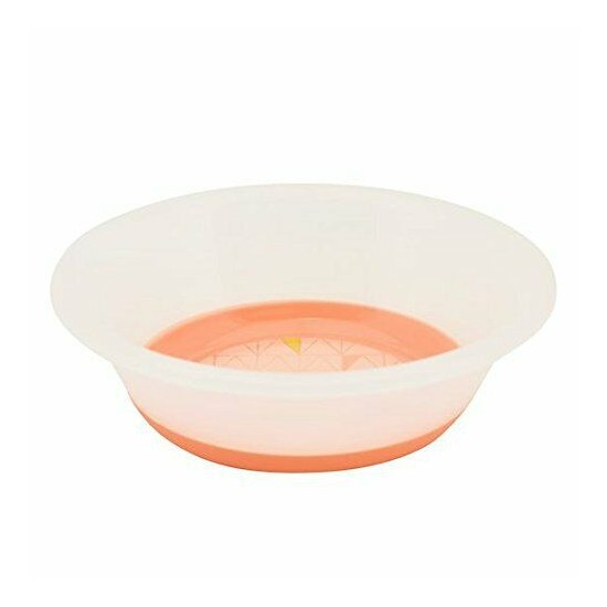 Non-Slip Bowl - Peach