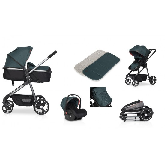 1MAX MIRAGE Travel System...