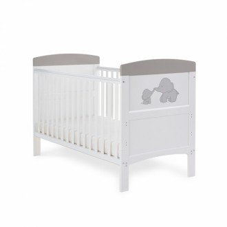 Sheet  Moses/Pram Fitted Jersey  40x80 cm
