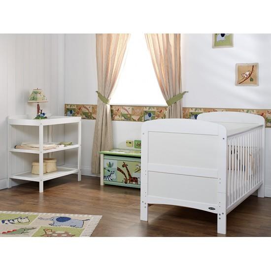 GRACE 2 PIECE ROOM SET - WHITE