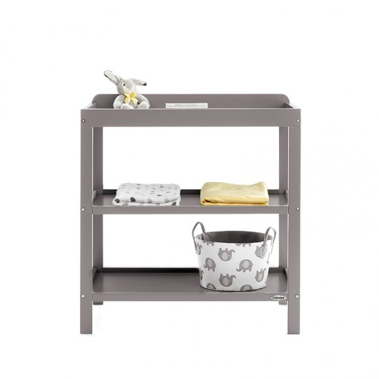OPEN CHANGING UNIT - TAUPE...