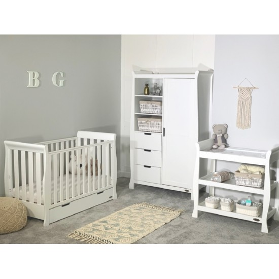 STAMFORD MINI COT BED, OPEN...