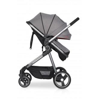 Kiddy Baby Bag Black