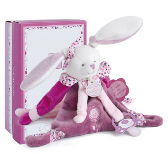 Soft Toy Cherry Bunny with...