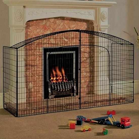 Babylo Premier Fireguard 133cm