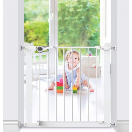 Babylo Noma Easy Fit Gate-...