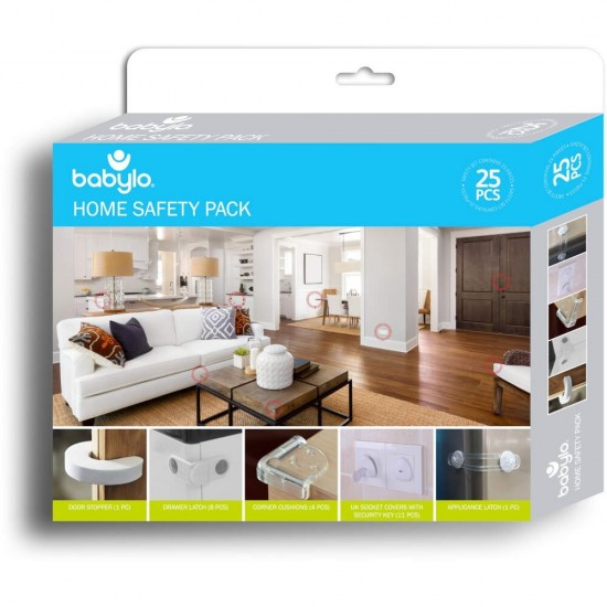 Babylo Home Safety Pack 25 pcs