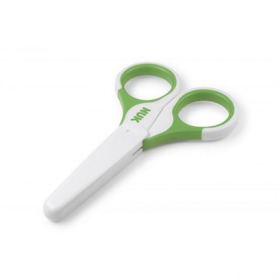 NUK Baby Nail Scissors green